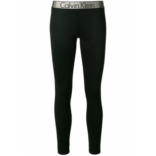 Imagen principal de producto de Calvin Klein leggins clásicos - Negro - Calvin Klein
