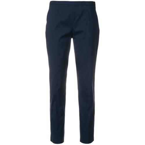Imagen principal de producto de Prada pantalones capri de vestir - Azul - Prada