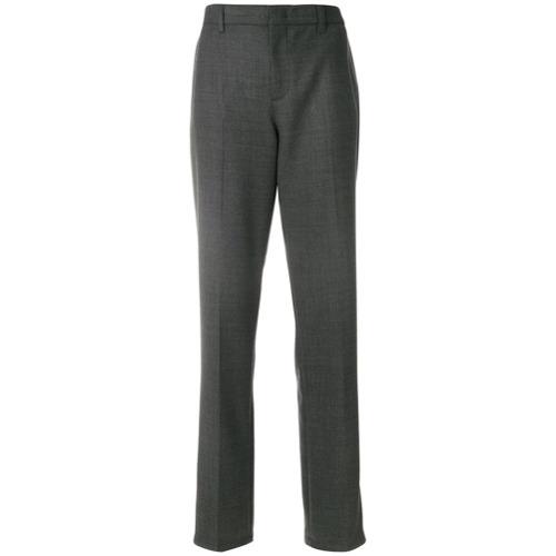 Imagen principal de producto de Prada pantalones rectos - Gris - Prada