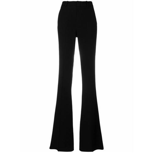 Imagen principal de producto de Gucci pantalones acampanados - Negro - Gucci