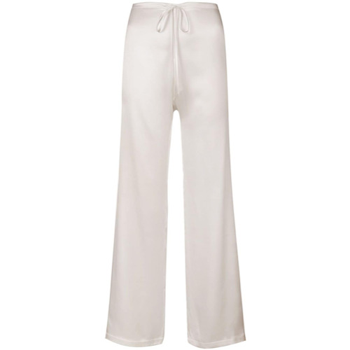 Imagen principal de producto de La Perla pantalones de pijama Petit Macrame - Blanco - La Perla