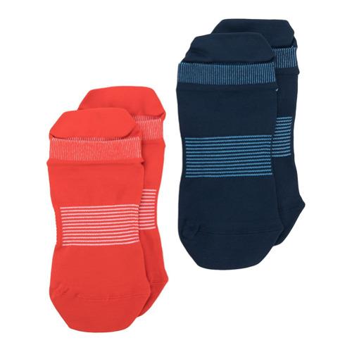 Imagen principal de producto de Adidas By Stella Mccartney pack de dos pares de calcetines bajos - Azul - Adidas