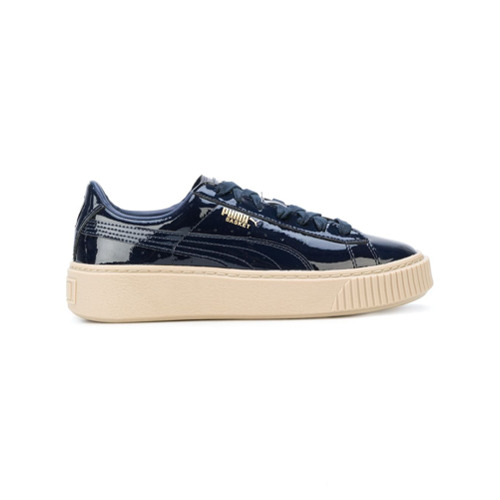 Imagen principal de producto de Puma zapatillas Basket - Azul - Puma