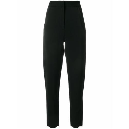 Imagen principal de producto de Just Cavalli pantalones de talle alto - Negro - Just Cavalli