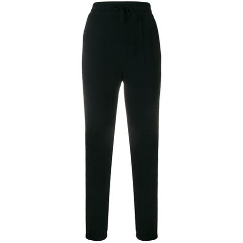 Imagen principal de producto de Zoe Karssen relaxed tapered trousers - Negro - Zoe Karssen
