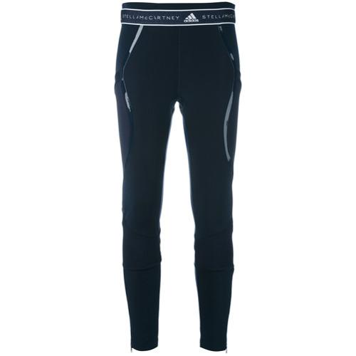 Imagen principal de producto de Adidas By Stella Mccartney leggins de punto Run - Azul - Adidas