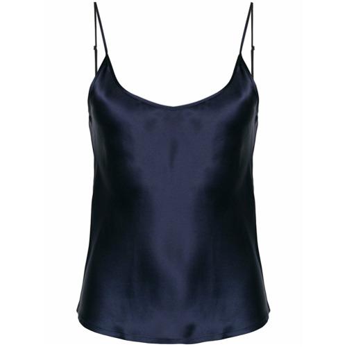 Imagen principal de producto de La Perla top con tiras finas - Azul - La Perla