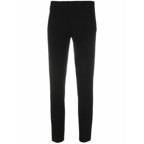 Imagen principal de producto de Moschino pantalones de corte slim - Negro - Moschino