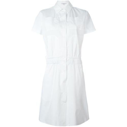 Imagen principal de producto de Carven vestido camisero - Blanco - Carven