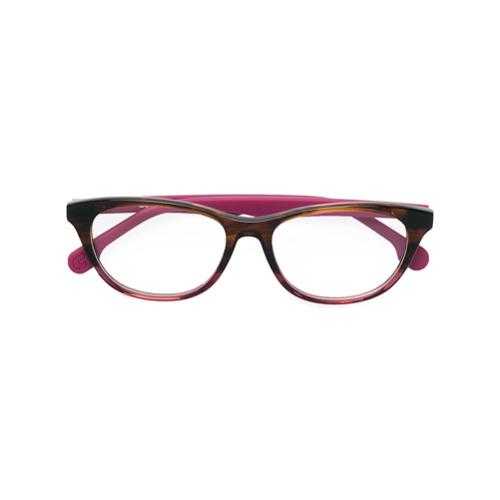 Imagen principal de producto de Carrera gafas cuadradas - Rojo - Carrera