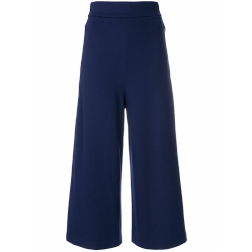 Imagen principal de producto de Tibi pantalones anchos - Azul - Tibi