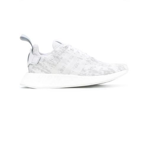 Imagen principal de producto de Adidas zapatillas NMD_R2 - Blanco - Adidas