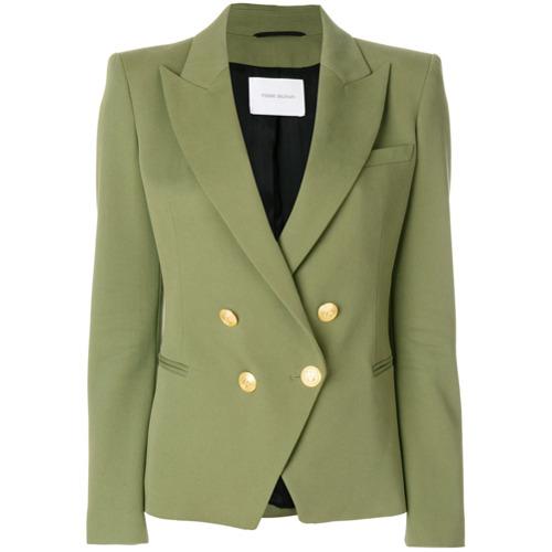 Imagen principal de producto de Pierre Balmain blazer con doble botonadura - Verde - Pierre Balmain