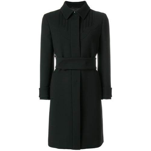 Imagen principal de producto de Prada abrigo con botonadura simple - Negro - Prada