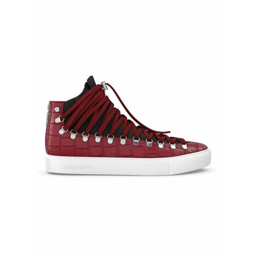 Imagen principal de producto de Swear zapatillas altas Redchurch - Rojo - Swear