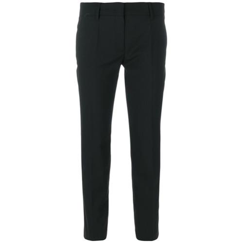 Imagen principal de producto de Prada chaqueta con cinturón - Negro - Prada