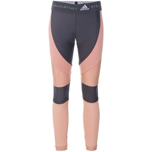 Imagen principal de producto de Adidas By Stella Mccartney leggins con paneles - Gris - Adidas