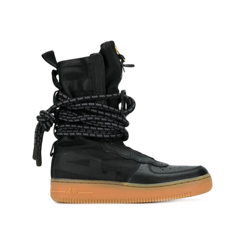 Nike zapatillas Nike SF Air Force 1 High Negro