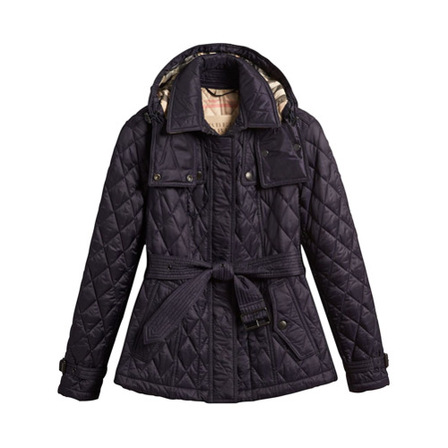 "Imagen principal de producto de Burberry chaqueta ""Shortfinsbridge"" - Azul - Burberry"