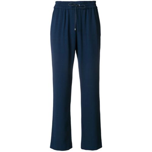 Imagen principal de producto de Kenzo pantalones de chándal con raya lateral - Azul - Kenzo