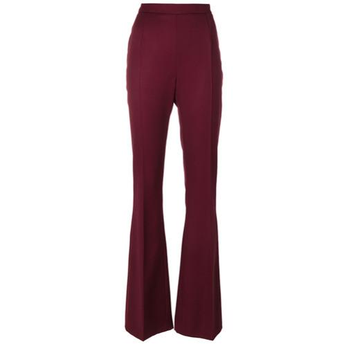 Imagen principal de producto de Pierre Balmain pantalones acampanados - Rojo - Pierre Balmain
