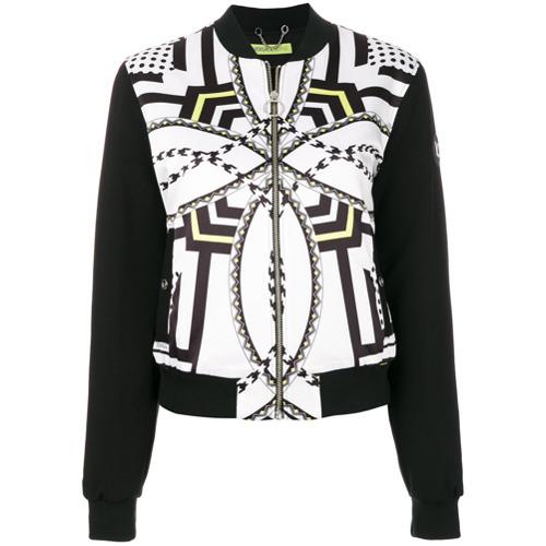 Imagen principal de producto de Versace Jeans chaqueta bomber - Blanco - Versace