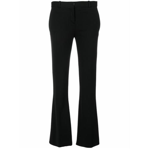 Imagen principal de producto de Versace pantalones acampanados - Negro - Versace