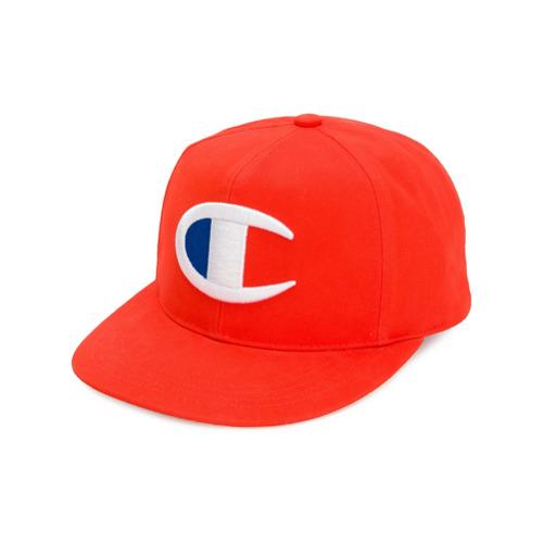 Champion gorra con logo - Rojo