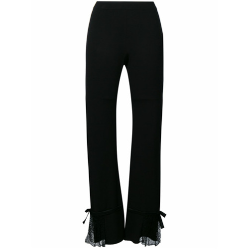Imagen principal de producto de La Perla pantalones Citrine - Negro - La Perla