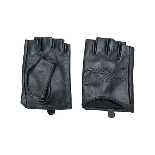 Imagen principal de producto de Karl Lagerfeld guantes K/Signature - Negro - KARL LAGERFELD
