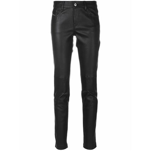 Imagen principal de producto de Diesel pantalones L-Time - Negro - Diesel