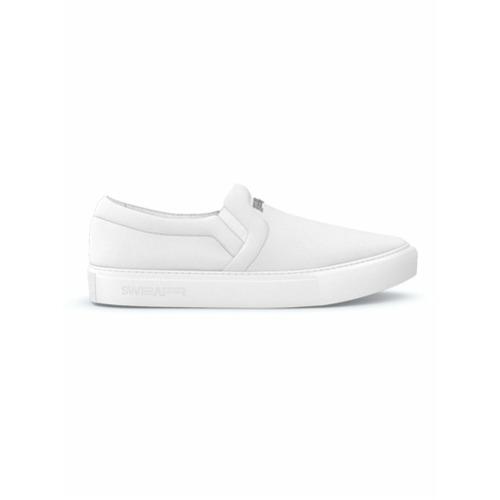 Imagen principal de producto de Swear zapatillas Maddox de personalización rápida - Blanco - Swear
