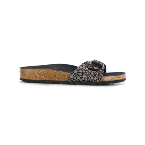 Imagen principal de producto de Birkenstock metallic sandals - Negro - Birkenstock