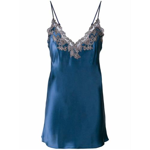 Imagen principal de producto de La Perla camisola Maison - Azul - La Perla