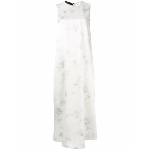 Imagen principal de producto de Calvin Klein vestido floral - Blanco - Calvin Klein