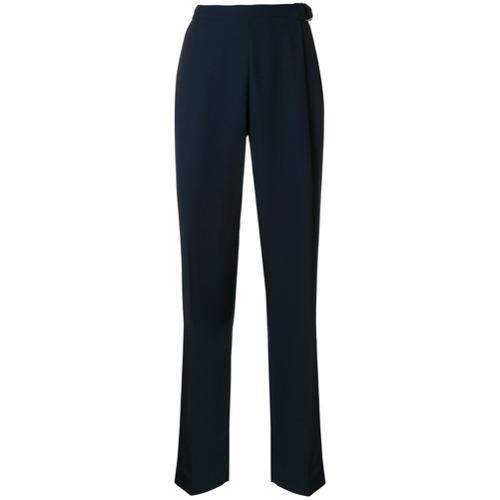 Imagen principal de producto de Carven pantalones rectos - Azul - Carven