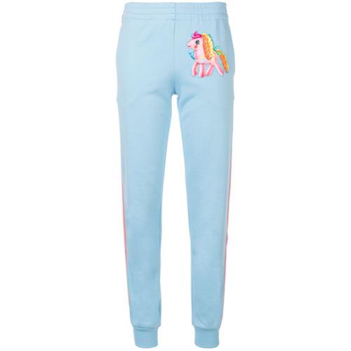 Imagen principal de producto de Moschino pantalones de chándal My Little Pony - Azul - Moschino
