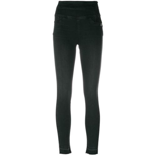 Imagen principal de producto de Patrizia Pepe pantalones pitillos - Negro - Patrizia Pepe