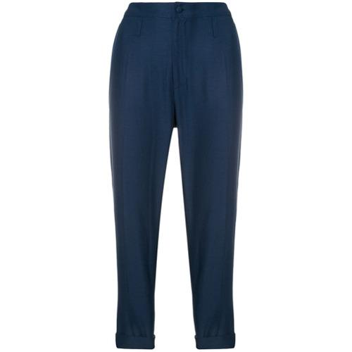 Imagen principal de producto de Hope pantalones Law con corte tapered - Azul - Hope