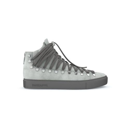 Imagen principal de producto de Swear zapatillas Redchurch de personalización rápida - Gris - Swear