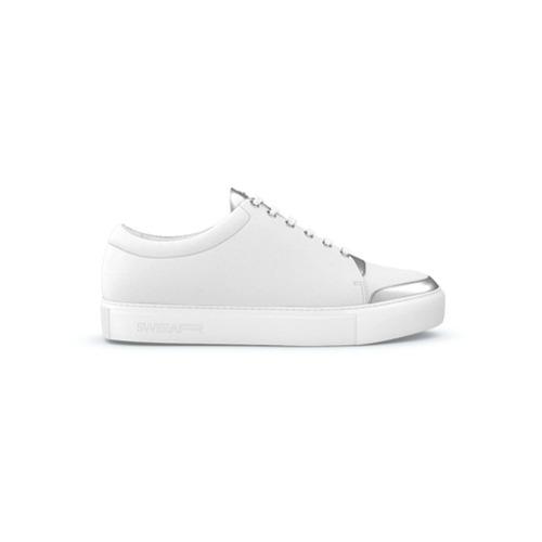 Imagen principal de producto de Swear zapatillas Marshall de personalización rápida - Blanco - Swear
