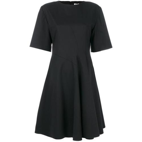 Imagen principal de producto de Kenzo vestido skater - Negro - Kenzo