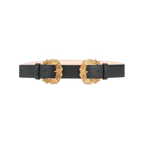 Imagen principal de producto de Versace cinturón con hebillas - Negro - Versace