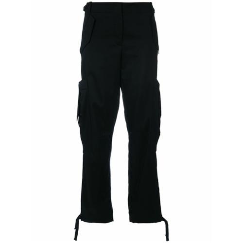 Imagen principal de producto de Moschino pantalones estilo cargo - Negro - Moschino