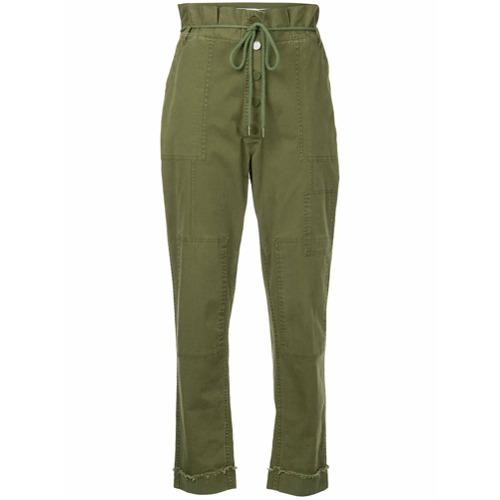 Imagen principal de producto de Alice Mccall pantalones On My Way - Verde - Alice McCall