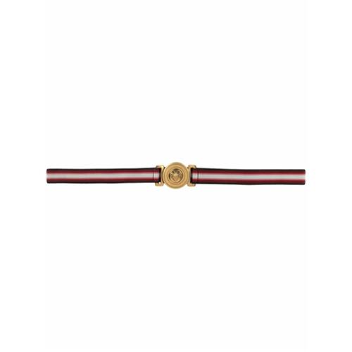 Imagen principal de producto de Gucci cinturón con hebilla redonda - Rojo - Gucci