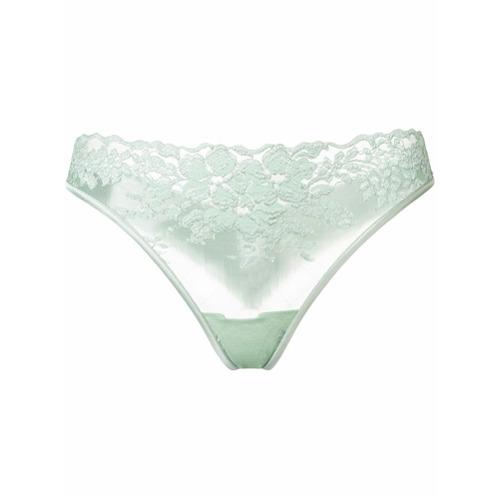 Imagen principal de producto de La Perla bragas de encaje - Verde - La Perla