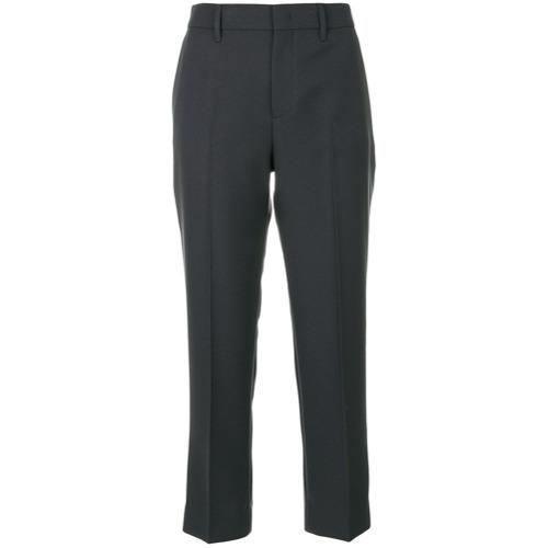 Imagen principal de producto de Prada pantalones capri - Gris - Prada