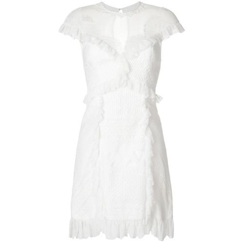Imagen principal de producto de Three Floor vestido Lace In Line - Blanco - Three Floor