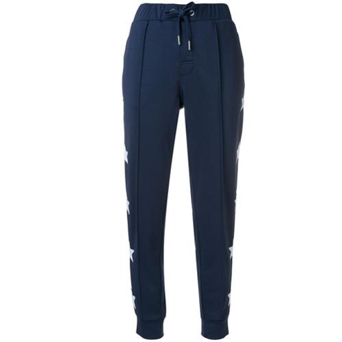 Imagen principal de producto de Zoe Karssen pantalones de chándal con estrellas - Azul - Zoe Karssen